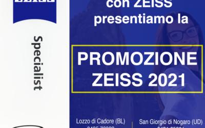 Promozione Zeiss 2021